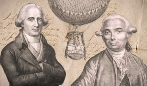 Joseph-Michel et Jacques-Étienne Montgolfier